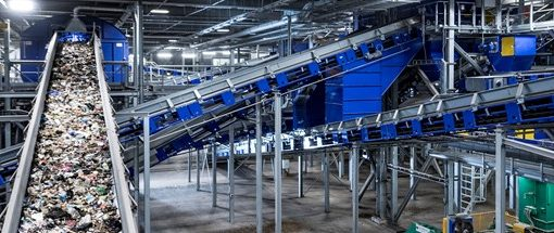 Allerton Park waste processing