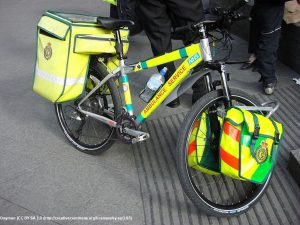 Bicycle Ambulance