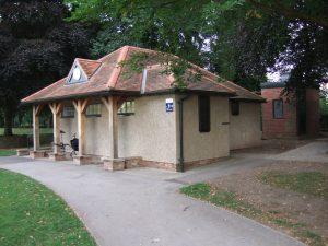 Toilet Rowntree Park