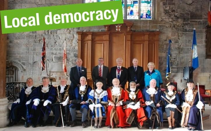 Local Democarcy