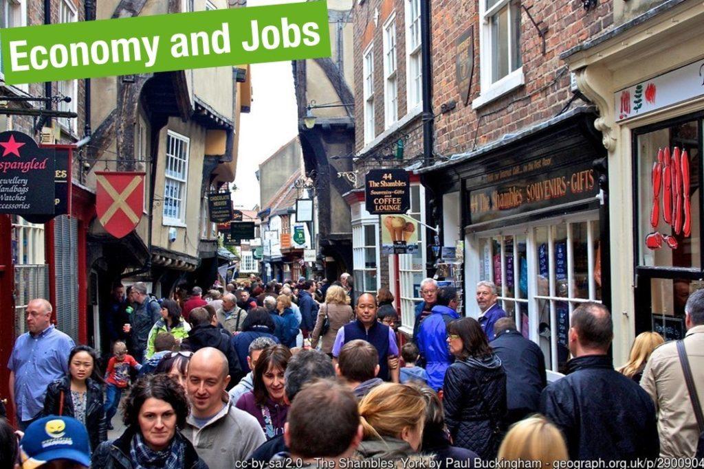 Economy and Jobs