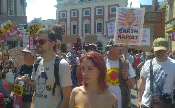 York Stop Trump Rally