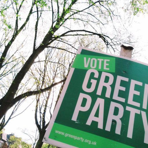 Vote Green 2018