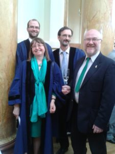 all 4 Green Party councillors