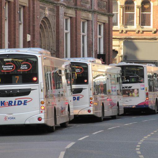 buses York